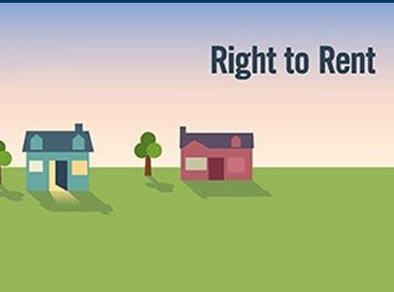right to rent legislation